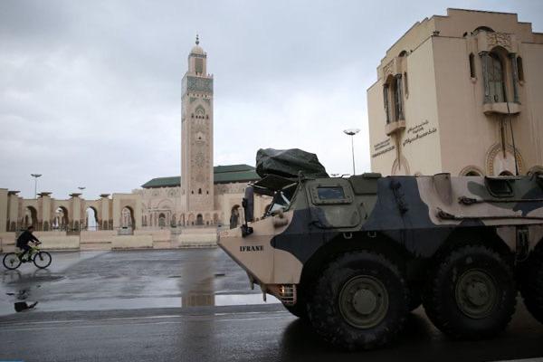 الحكومة تمدد العمل بالتدابير المقررة بعمالة الدار البيضاء لأسبوعين إضافيين