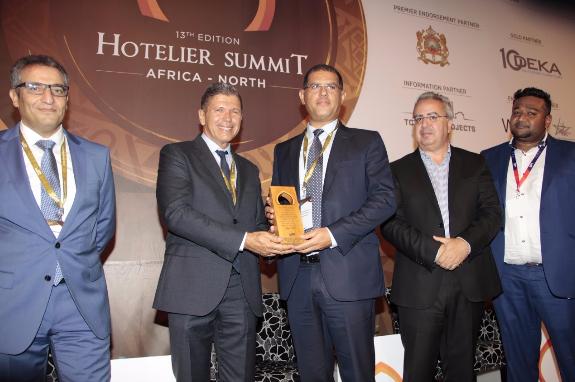 «إيجل هيلز» تحصد جائزة التميز عن مشاريعها العمرانية في المغرب